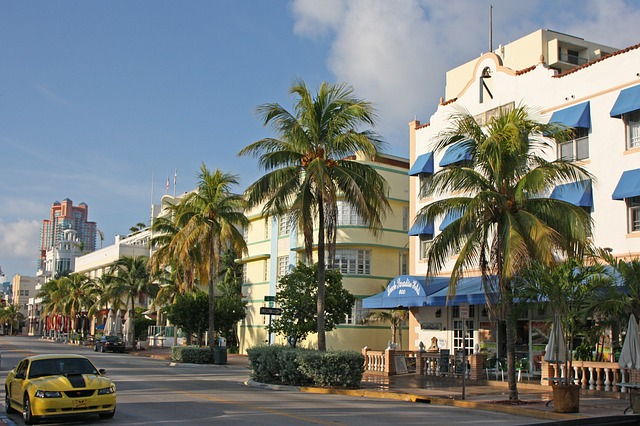 the best deals on hotels in Miami