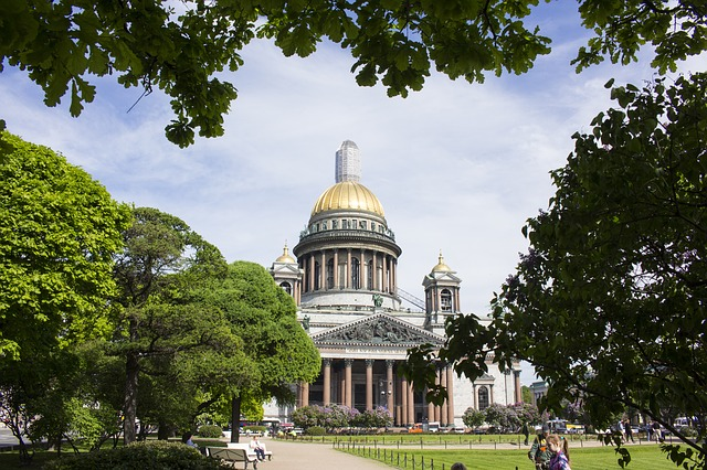 Compare & Save on Popular Saint Petersburg Hotels